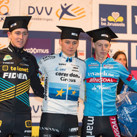 Brussels Universities Cyclocross - heren