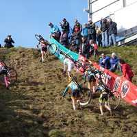 Foto's dames Spa-Francorchamps
