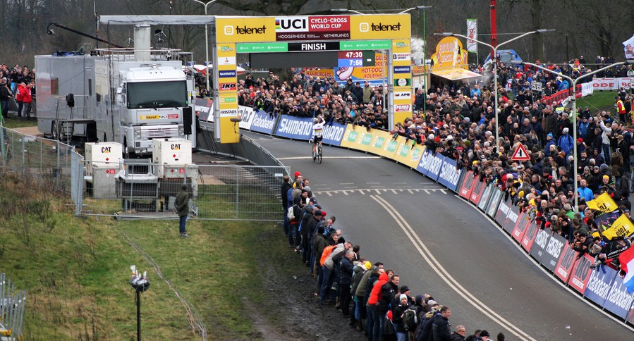 Telenet UCI CYCLO-CROSS WORLD CUP 2019-2020