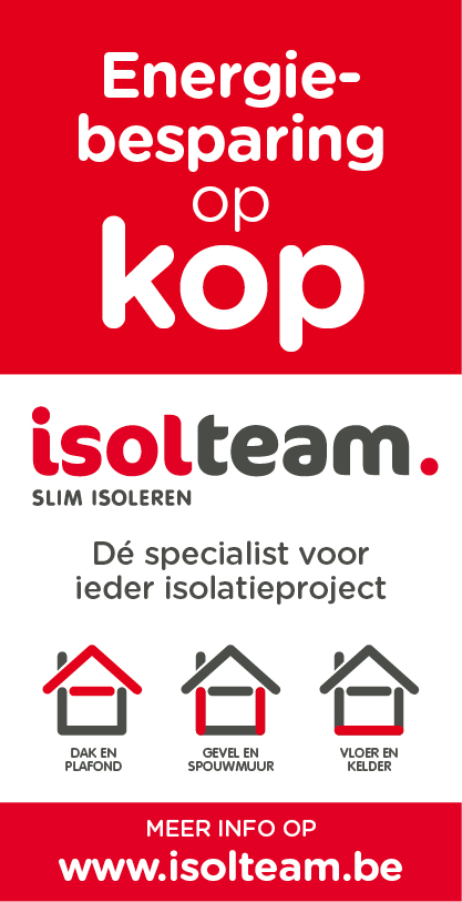 Isolteam Warm aanbevolen door Wout