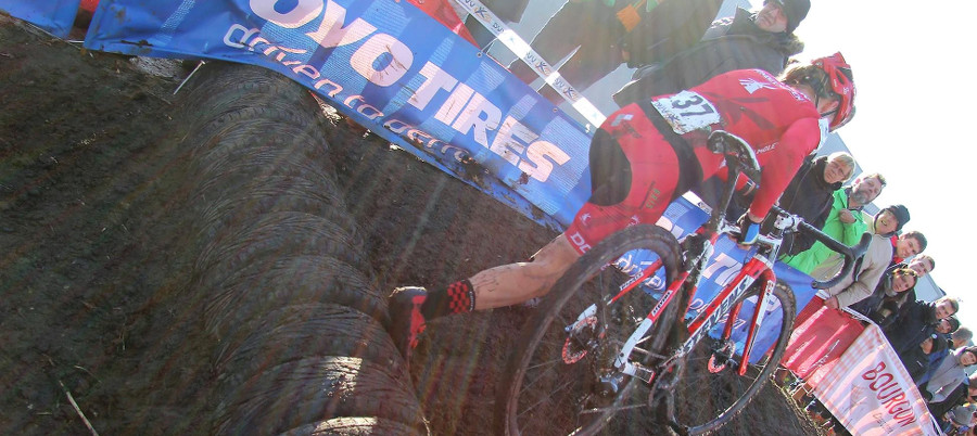 Ook 'Toyo Tires trap' in Scheldecross