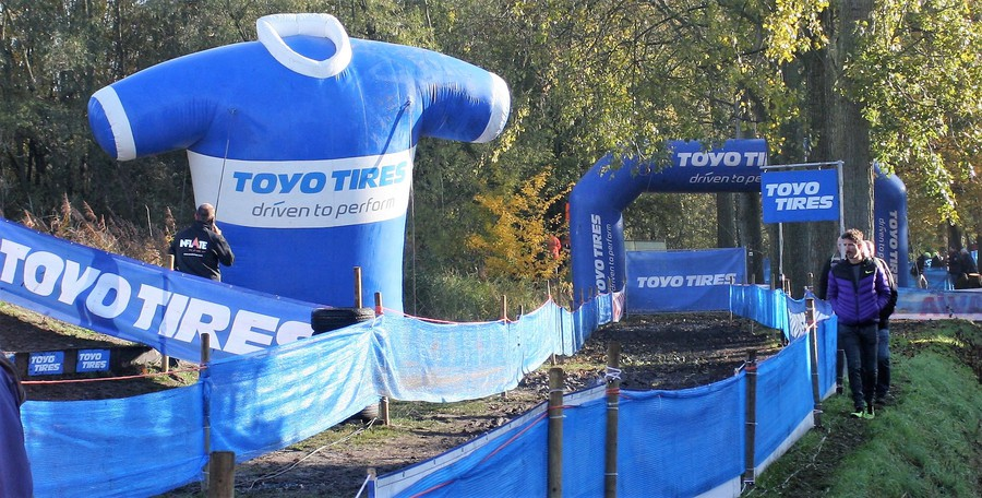 Tussenstand Toyo Tires Quick Start