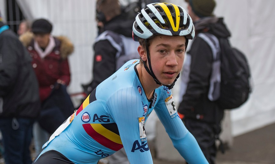 Jente Michels out met polsbreuk na val in Diegem